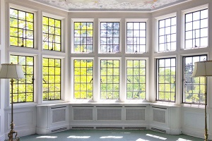 White Bay And Bow Windows