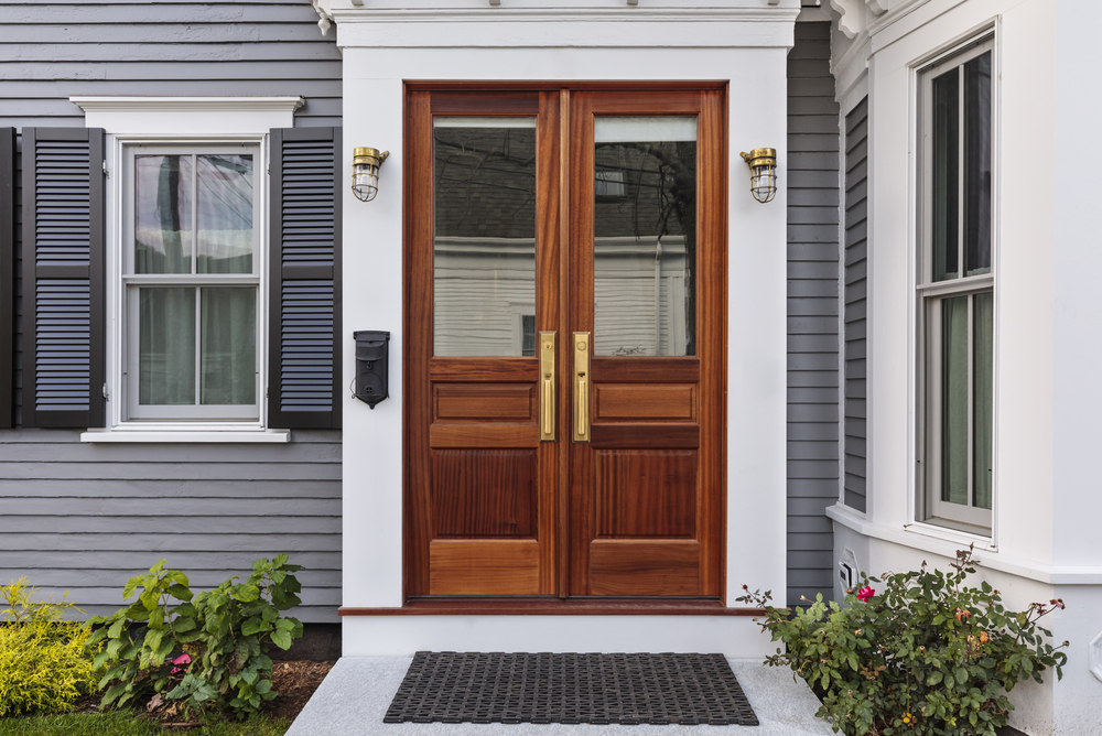 Wooden Entry Door Replacement